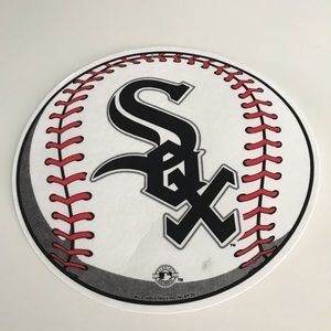 Other - Chicago White Sox Baseball Wall Decor